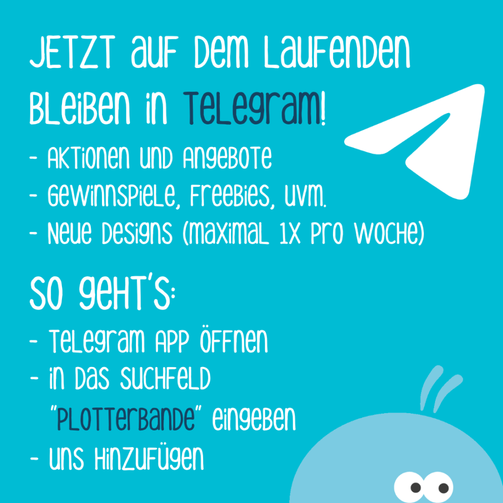 News über Telegram!